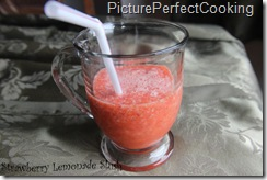 StrawberryLemonadeSlushPinterest