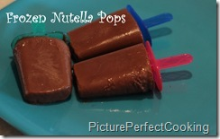 Frozen Nutella Popa