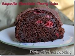 choccherrycake