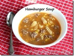 HamburgerSoup