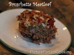 bruschettameatloaf