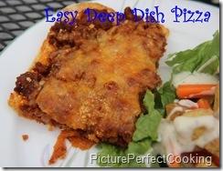 EasyDeepDishPizza