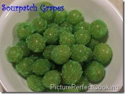 Sourpatch Grapes