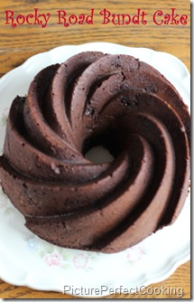 rocky road bundt cake1