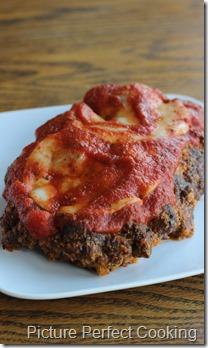 Italian Meatloaf 1