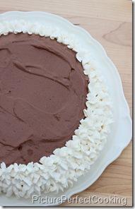 Chocolate Mousse Cake 1
